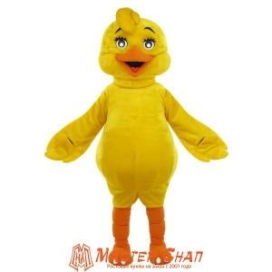ростовая кукла цыпленок парк развлечений