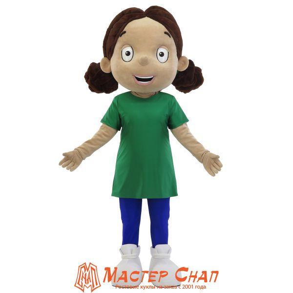 ростовая кукла девочка презентация книги