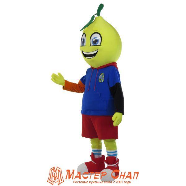 ростовая кукла лимон реклама