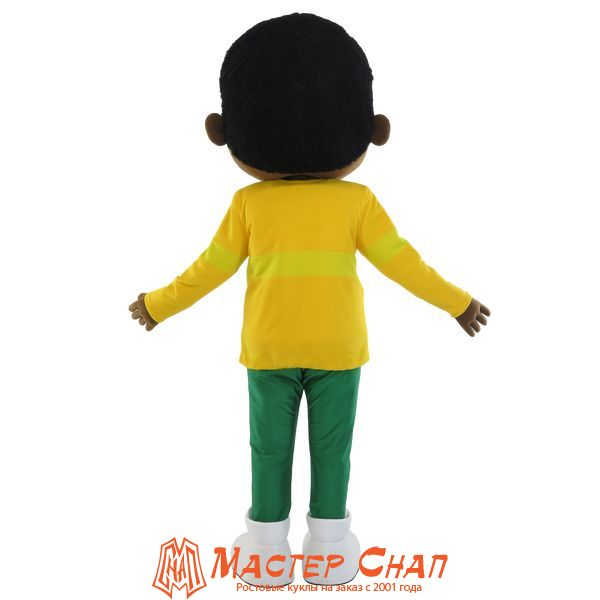 ростовая кукла мальчик презентация книги