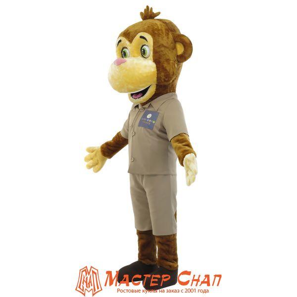 ростовая кукла обезьяна аниматроника парк развлечений