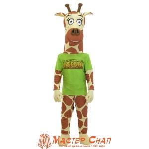 ростовая кукла жираф