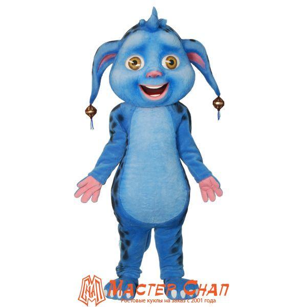 Джинглики ростовая кукла Бедокур официальная