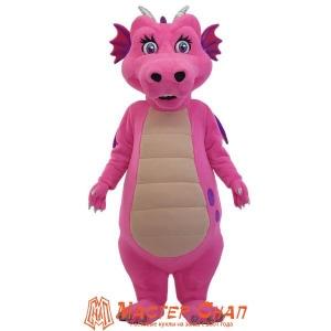 ростовая кукла дракон с аниматроникой