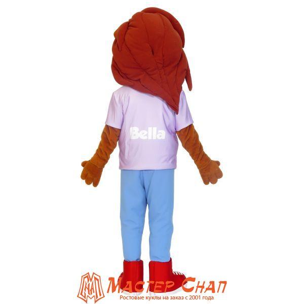 Ростовая кукла медведь девочка