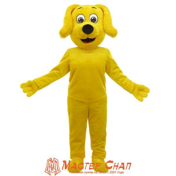 Ростовая кукла Собака талисман детский