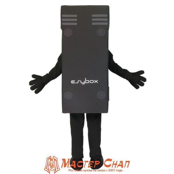 Насос esybox рекламная ростовая кукла