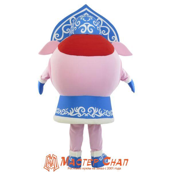 ростовая кукла свинка нюша официальный смешарик