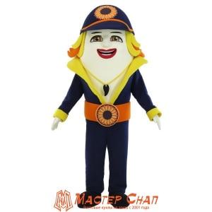 Ростовая кукла семечка реклама