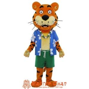 тигр ростовая кукла